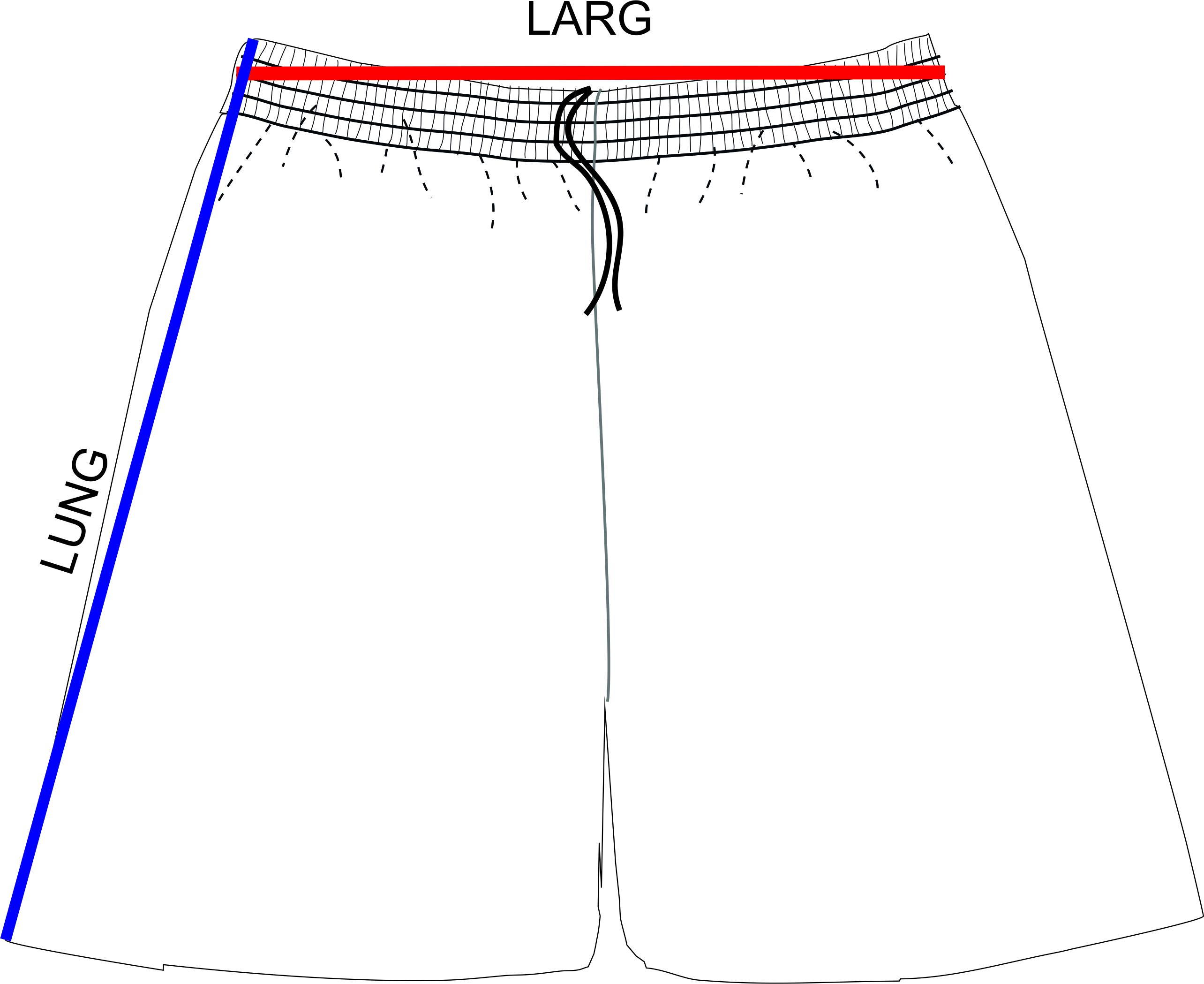 Dettaglio Pantaloncino